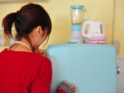 冷蔵庫はホワイトボードで在庫管理して、食費と電気代の節約に!
