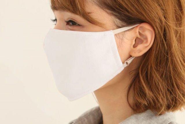 紫外線対策にはマスクが有効。夏の外出時にマスクを着けていますか?