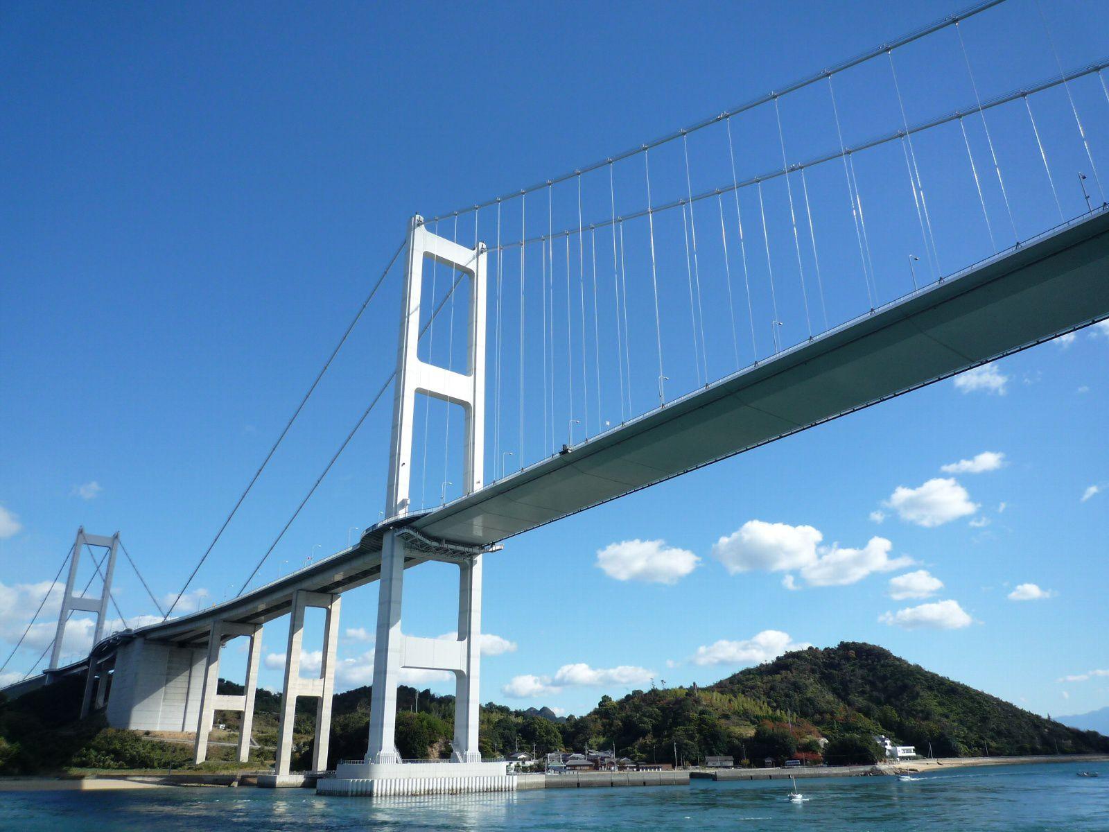 しまなみ海道でサイクリングも!瀬戸内海への避暑旅行がおすすめ