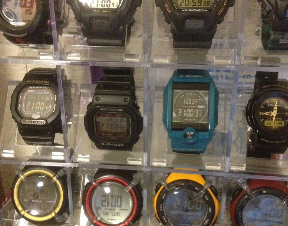 腕時計は機能もデザインも優れているアウトドアウォッチで決まり!