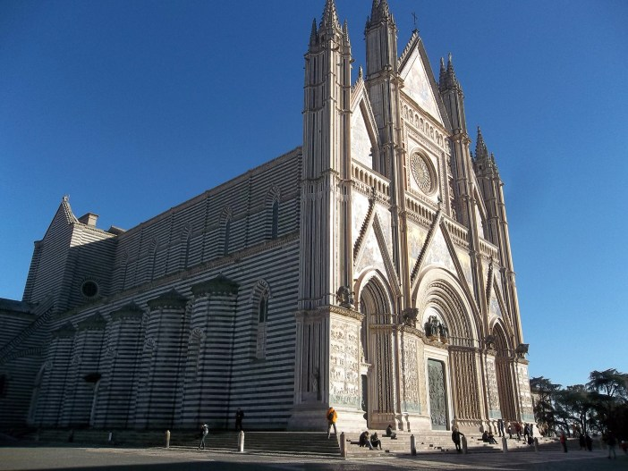 Italy-Orvieto-Church