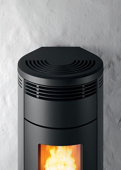 Stufe a pellet e legna, caminetti, caldaie e termocamini edilkamin: Pellet Stufe Design Moderno Tendenze 2019 Per La Casa