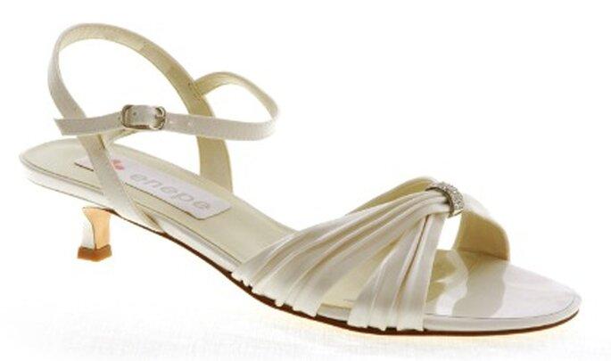 Zapatos de novia Enepe - modelo andrea