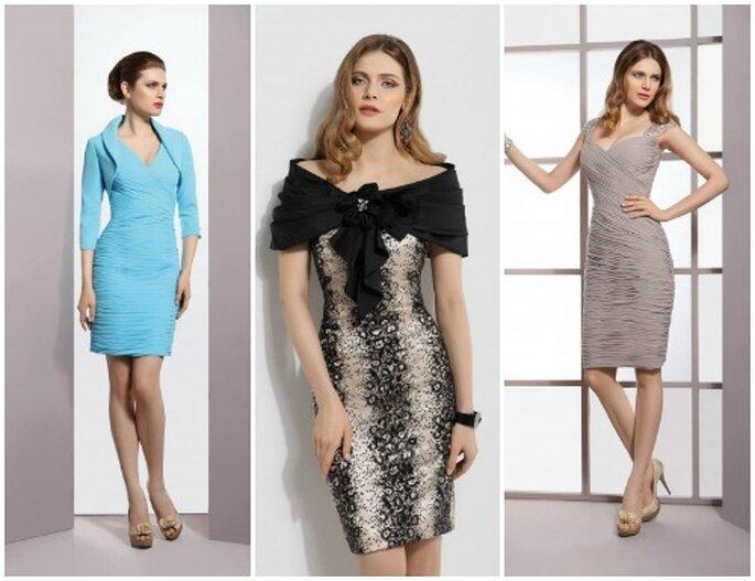 Três vestidos de marca Demetrios 2013. Www.demetriosbride.com foto