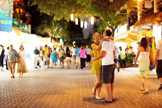 Visita la Quinta Avenida en Playa del Carmen - Foto