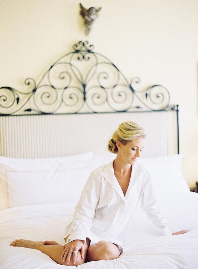 8 cosas que todas las novias deben hacer el día de su boda - Elan Klein