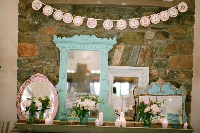 Cómo hacer que tu boda vintage sea la más hermosa sin gastar mucho - Gabe Aceves