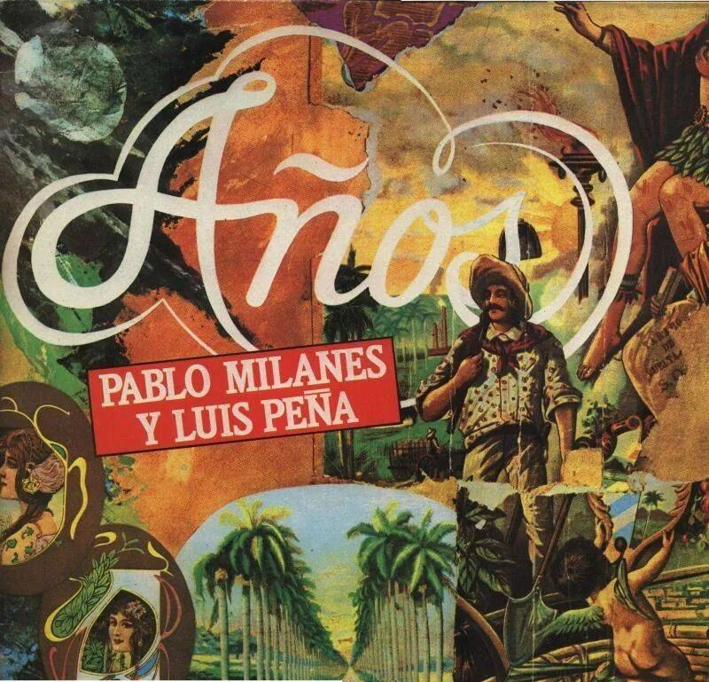 Cover: Pablo Milanés Años (I) (1983)
