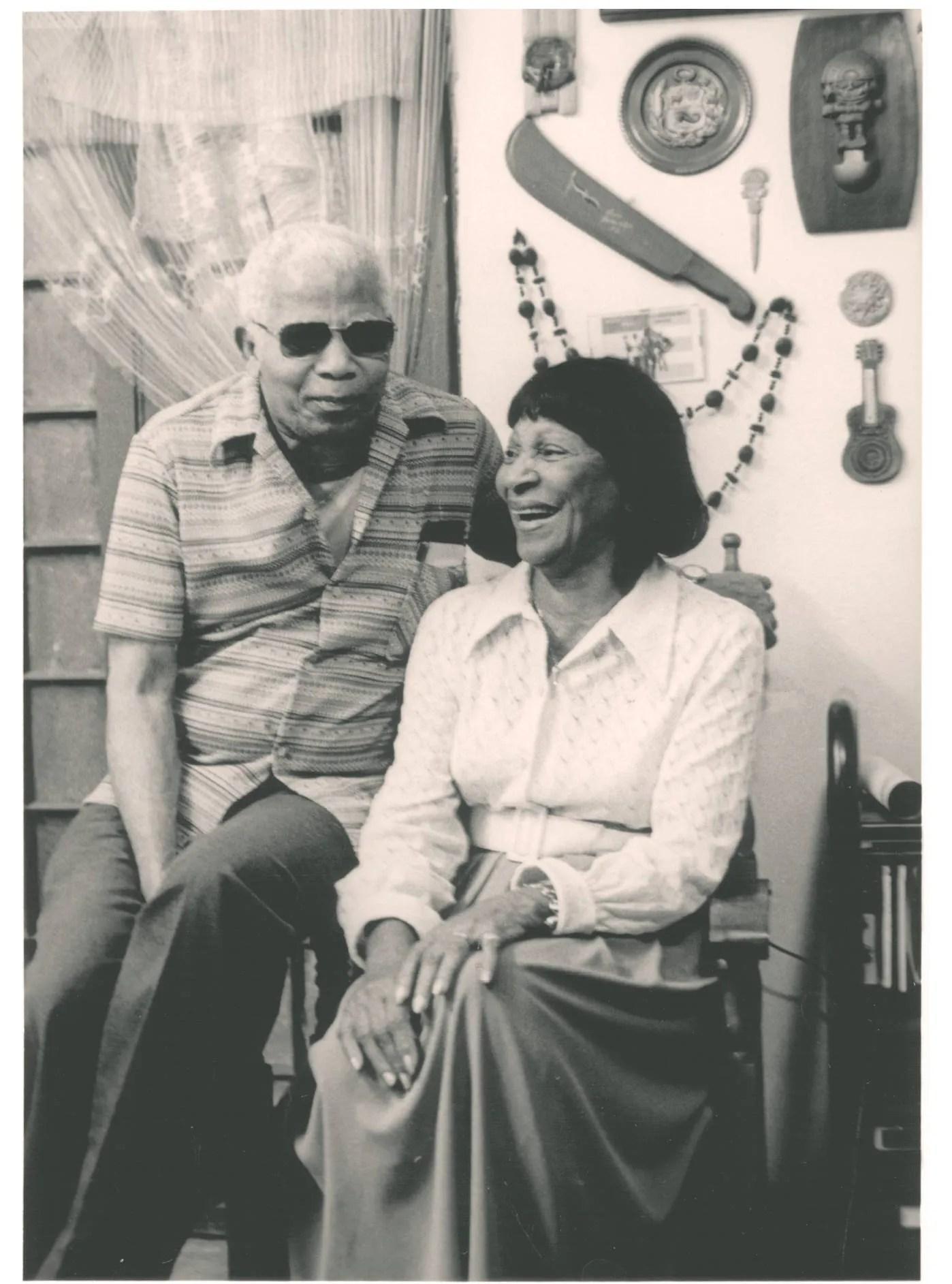 Reinaldo and Caridad Hierrezuelo. Photo: Hermi Pedroso.