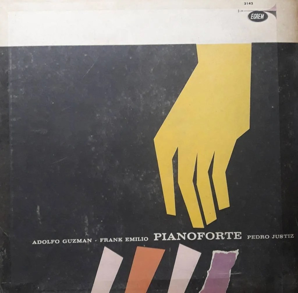 Portada del álbum Pianoforte I.