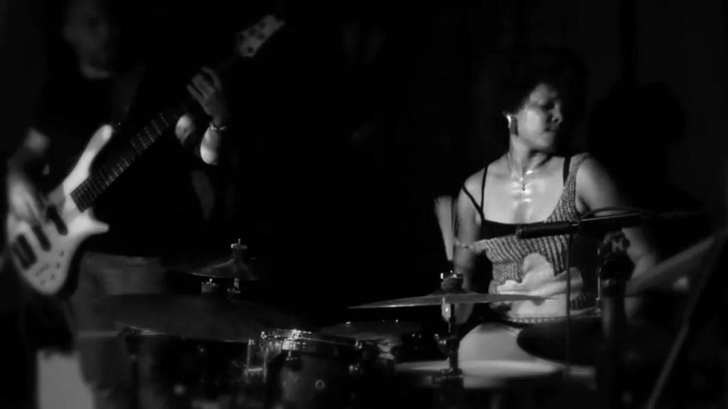 Yissy García. Fotograma del documental.