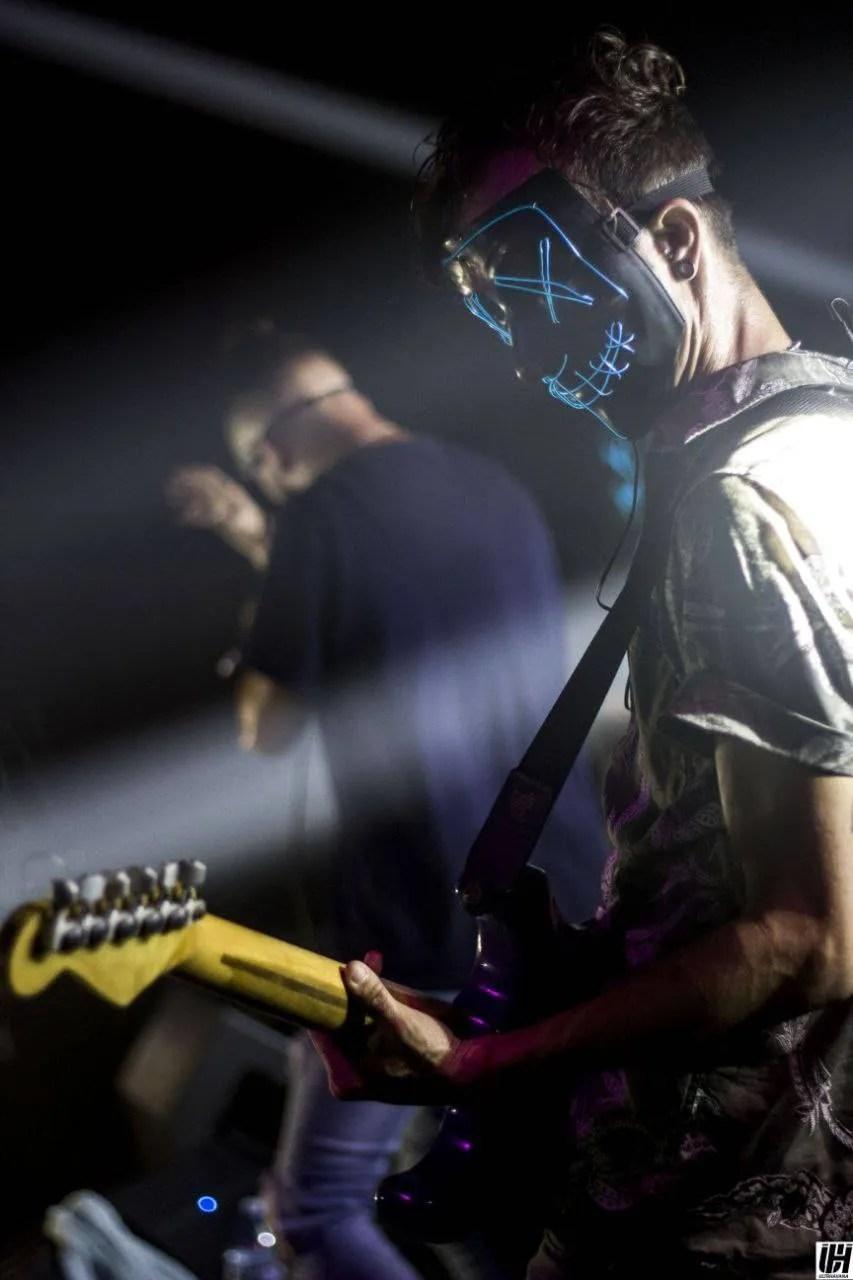 Kill the Party, ganador en la categoria de DJ/Productores. Foto: Cortesía Havana World Music.
