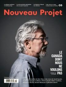 Nouveau Projet - Publié par Atelier 10, Nicolas Langelier, Rédacteur en chef Jean-François Proulx, Directeur artistique