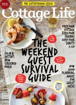 Kim Zagar Weekend Guest Survival Guide (Summer 2014) Cottage Life