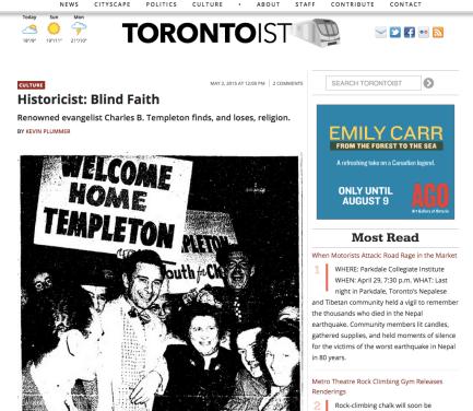 Torontoist.com Torontoist