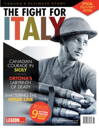 The Fight for Italy Legion