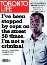 Desmond Cole Toronto Life