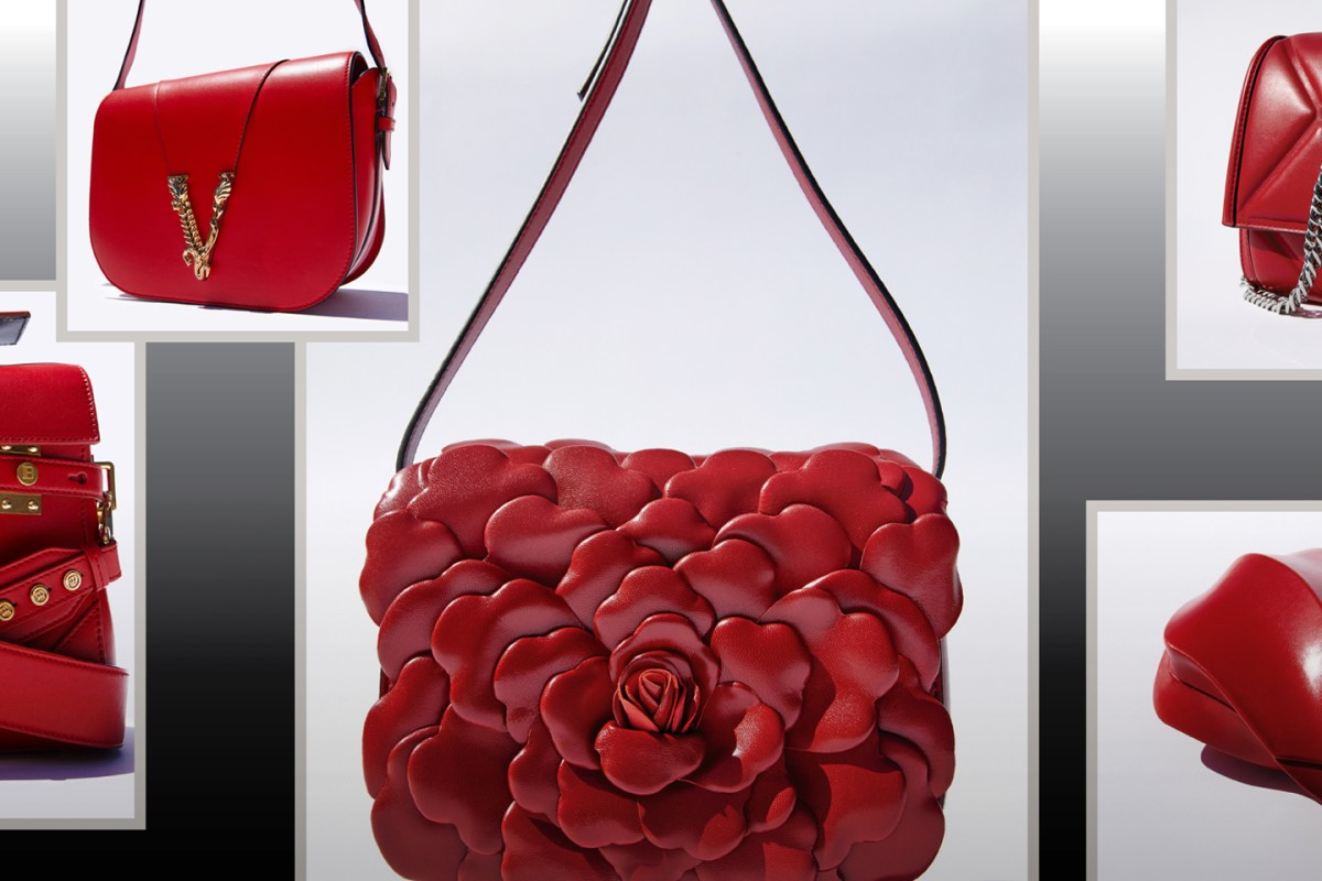 Now Trending: It's Code Red for Fall's Best Handbags