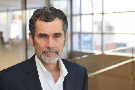 Jean Matuszewski, président d'E&B Data. Photo courtoisie  E&B Data.