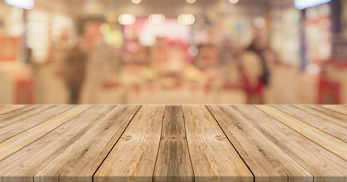 bois à utilisation commerciale