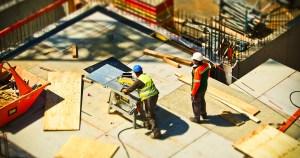 Ouverture des chantiers de construction