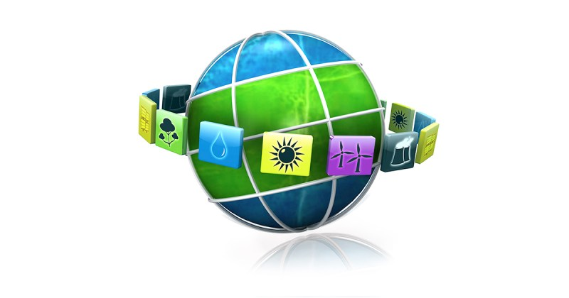 Économie verte - technologies vertes