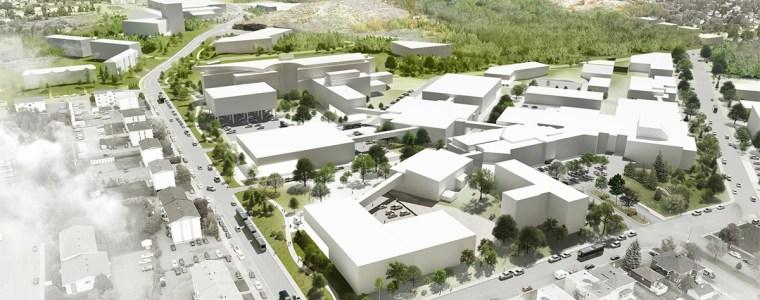 Projet de la Zone Innovation Minière de Rouyn-Noranda