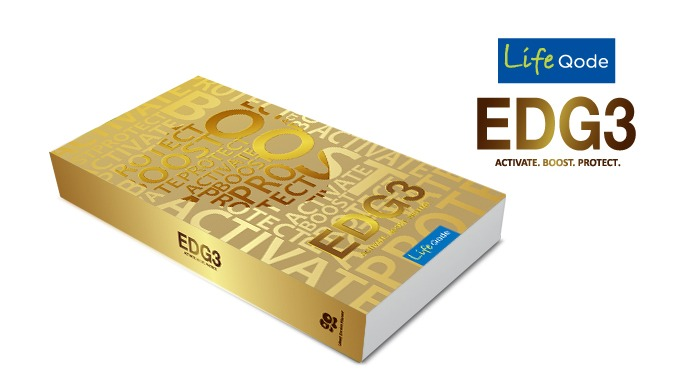 LifeQode EDG3, GSH products