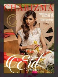 Charizma Festive Eid Dreses Collection 2018 (1)