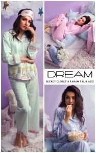 Dream Sleepwear By Secret Closet 2018 X Farah Talib Aziz (3)