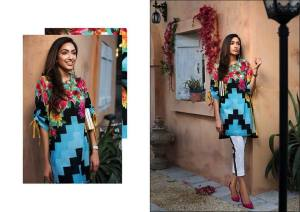 Ethnic by Outfitters Casual Ready to Wear Eid Catalogue 2018 (7)