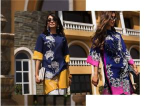 Ethnic by Outfitters Casual Ready to Wear Eid Catalogue 2018 (8)