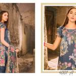Festive Lawn Dress Collection 2018 By Rang Rasiya