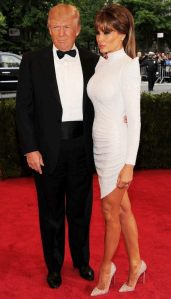 How did Donald Trump propose to Melania The gala Met played a role (3)