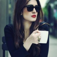 Kubra-Khan-Looking-Good-in-Black-Shades