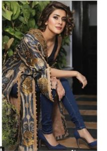 Kubra Khan Photo Shoot for Glam magazine