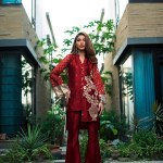 Luxury Eid Dresses Collection 2018 by Zainab Chottani (13)