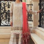 Maria B Lawn Eid Dresses Collection 2018 (16)