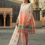 Maria B Lawn Eid Dresses Collection 2018 (27)