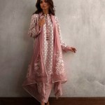 Nida Azwer Eid Festive Dresses Collection 2018 (10)
