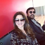 Nouman Ijaz Wife Pictures With Three Sons (4)