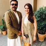 Nouman Ijaz Wife Pictures With Three Sons (6)