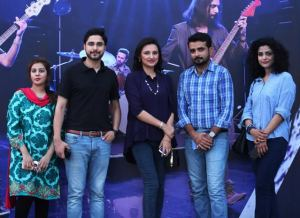 Release of Pepsi's debut albums Battle of the Bands (23)