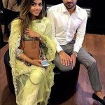 Zaid Ali Pictures with his Beautiful Wife Yumnah (8)