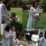 Celebrities with their kids on the 2nd day of Eid (68)
