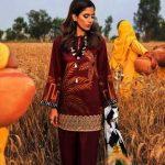 Girls Eid Festive Latest Trendy Dresses 2018 (15)