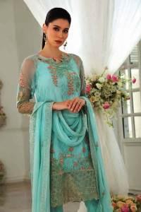 Gul Ahmed Luxury Eid Festival Dresses 2018 (15)