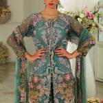 Gul Ahmed Luxury Eid Festival Dresses 2018 (22)