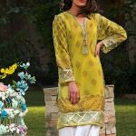 Gul Ahmed Luxury Eid Festival Dresses 2018 (29)