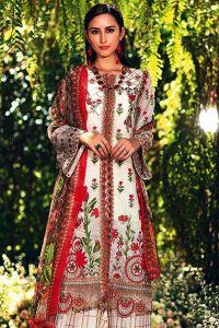 Gul Ahmed Luxury Eid Festival Dresses 2018 (30)